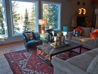 Photo for Lakeside Home w/Stunning Views, Private Hot Tub, Game Room, Only 2 Miles to Purgatory Ski Resort