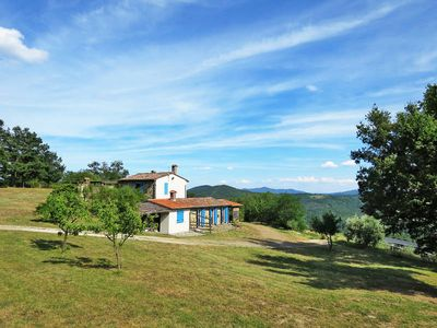 Photo for Vacation home Podere Casidote  in Montieri (GR), Maremma - 7 persons, 4 bedrooms
