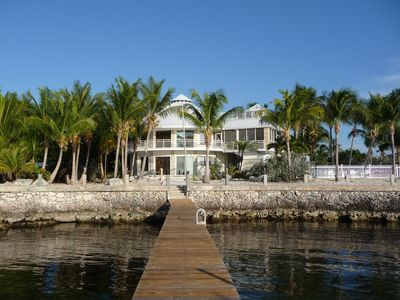 Photo for Sea Spell, a 4 Bedroom Home On The Gulf Of Mexico, Dock, Pool, fabulous views