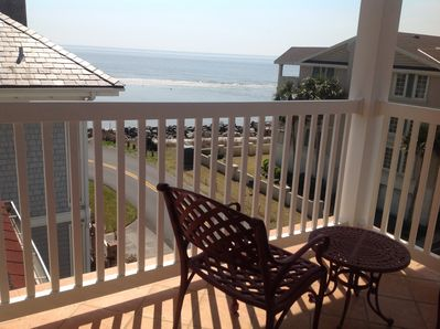 Private Deck off 2nd Den