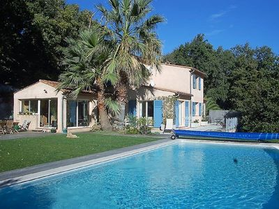 Photo for 4BR Villa Vacation Rental in Tourrettes-Sur-Loup, Provence-Alpes-Côte-D'Azur