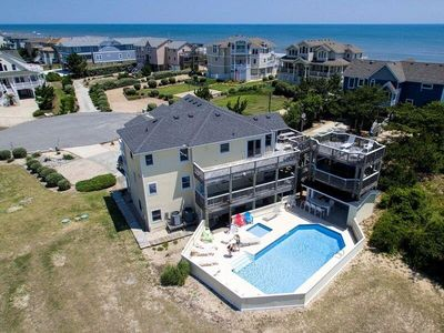 Photo for #OS11: Completely Renovated, Partial OCEANVIEW w/PrivatePool & HotTub & RecRm
