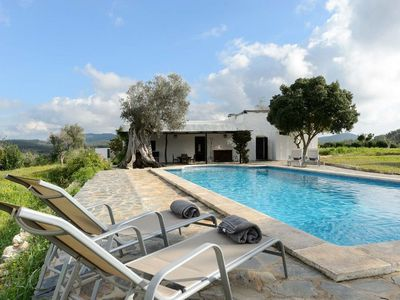 Photo for Casa Payesa - Authentic Ibizan style