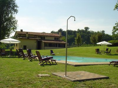 Photo for 10 bedroom Villa, sleeps 19 in Casole d'Elsa with Pool and WiFi