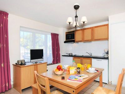 Photo for Residence Odalys Les Bains - 2 Room Cabin 6 People