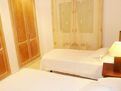 Photo for Apartment in El Ràfol d'Almúnia with Parking, Internet, Washing machine, Air conditioning (90403)