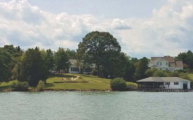 Photo for Over 400 feet of waterfront on the public side of Lake Anna