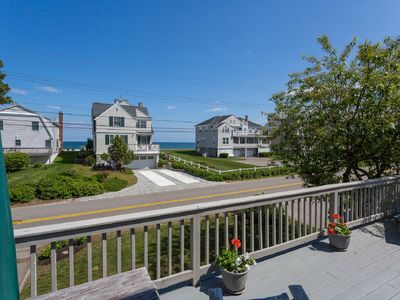 Photo for 4 Bedroom Beach Home Across From Moody Beach