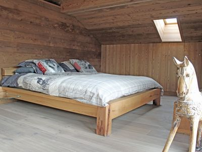 "Photo for Luxury loft ""Huskies Chalet"""