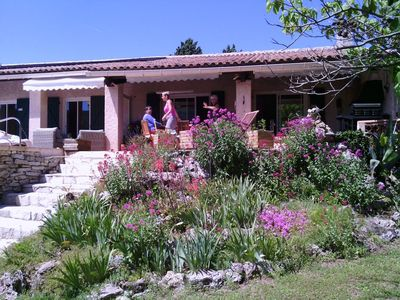 Photo for 1BR Guest House Vacation Rental in Sainte-Anastasie-Sur-Issole, Provence-Alpes-Côte-D'Azur