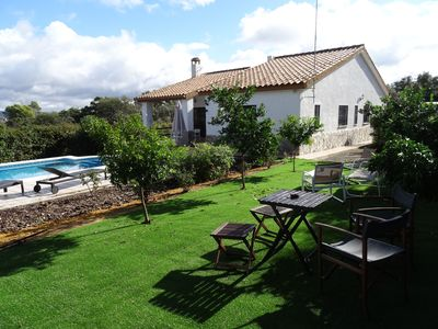 Photo for Chalet (Country House) in the Sierra de Sevilla