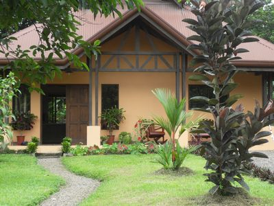 Photo for Private, quiet home in best area of La Fortuna, close hot springs!