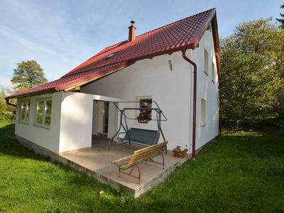 Photo for Lovely Holiday Home in Staré Sedlište near Lake