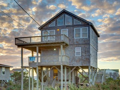 Photo for Makin'  Waves - Picturesque 4 Bedroom Semi-Oceanfront Home in Waves