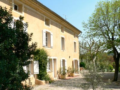 Photo for 3BR Apartment Vacation Rental in Lorgues, France