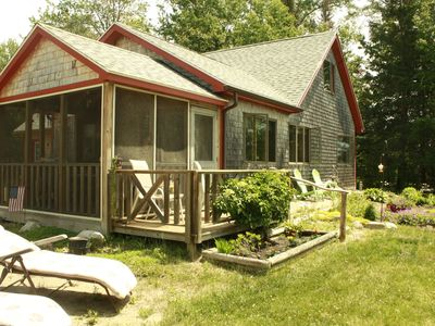 Photo for 1BR Cottage Vacation Rental in Sullivan, Maine
