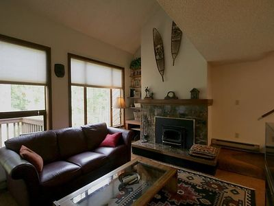 Photo for Apartment 80SW Deluxe Condo near Mt. Baker in Mount Baker/Glacier - 4 persons, 2 bedrooms