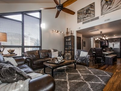 Photo for Luxurious and modern townhome with a ton of room!