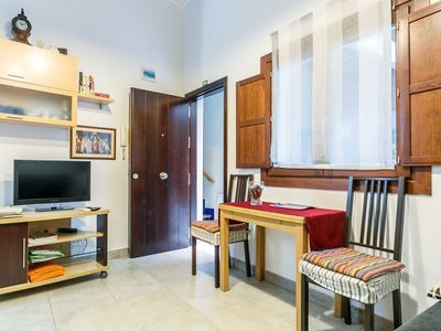 Photo for LUXURY APARTMENT IN A HISTORIC BUILDING IN THE HEART OF SEVILLE NEAR CATHEDRAL, GIRALDA AND BARRIO SANTA CRUZ WITH INTERNET WIFI FREE AND TVSAT (OPTIONAL PARKING)