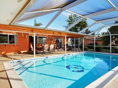 Photo for Wischis Florida Vacation Home - Dolphin Cove in Cape Coral