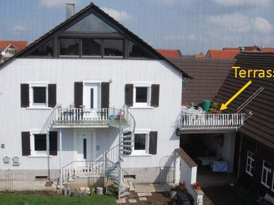 Photo for Apartment 100sqm 4 rooms terrace 25sqm 1 garage and 1 parking space - Apartment Heitzler