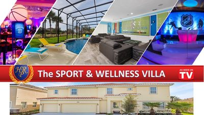 Photo for Sports/Wellness Mansion 14 Beds 14.5 Baths