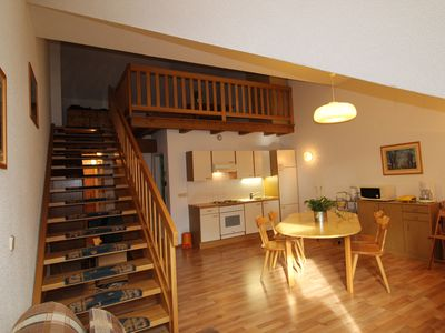 Photo for Large and comfortable apartment. central near the Bad Kleinkircheim plant and spa