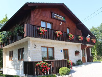 Photo for Bramado - 2-Bedroom Apartment only 5 km from famous Plitvice Lakes National Park
