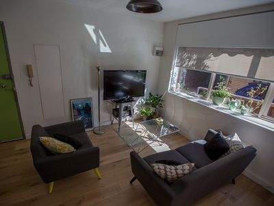 Photo for 1BR Apartment Vacation Rental in Collingwood, VIC