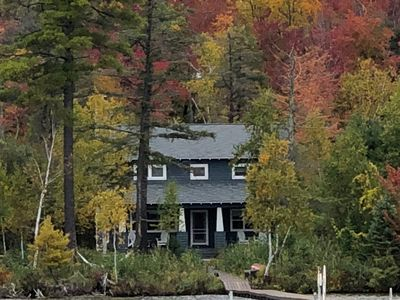 October at the Cottage