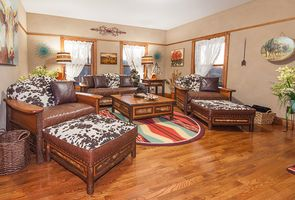 Photo for 4BR Cabin Vacation Rental in Nebo, Illinois