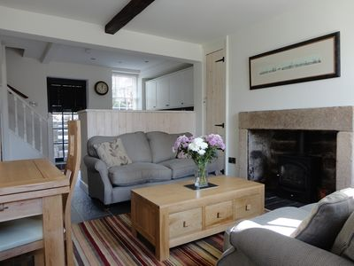 Photo for Tom's Cottage, a Luxury Holiday Cottage In Baslow, Derbyshire