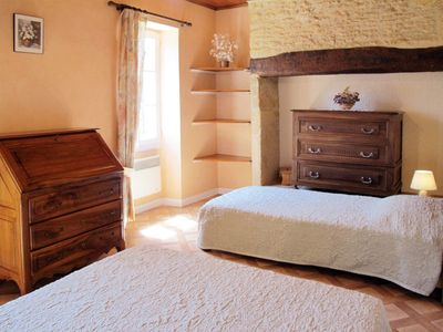 Photo for 3 bedroom Villa, sleeps 7 in Caminel with Pool and WiFi