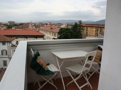 Photo for ATTICHINO, WITH TERRACE, AT THE SIXTH AND LAST FLOOR IN THE CENTER OF FLORENCE