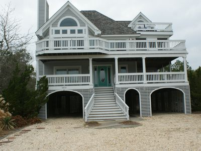 Photo for Spectacular,  Renovated,  Multi-Million $ Home, Pool,  Hot Tub, Steps to Beach