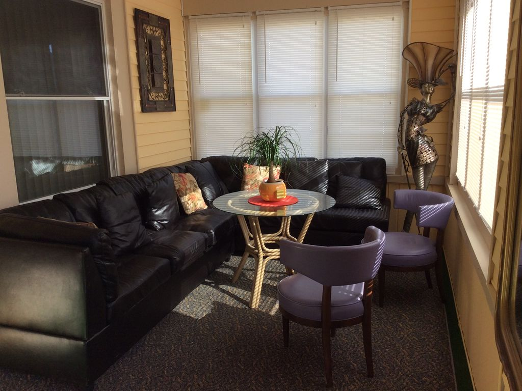 Beach House Rentals In Atlantic City Nj Part - 37: Vacation Rentals House In Atlantic City, Just A Block From Boardwalk And  Beach