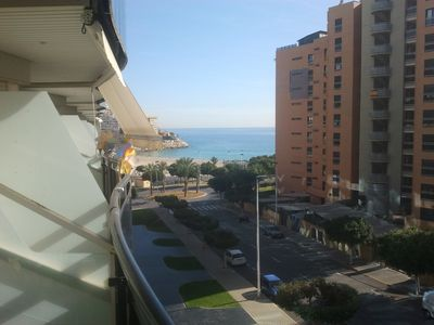 Photo for Cosy apartment on the Beach Benidorm