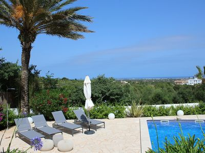 Photo for Fantastic Holiday Home with Pool, Rooftop Terrace, Garden, Air Conditioning and Wi-Fi