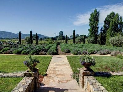Photo for Gorgeous Luxury Property w Amazing Vineyard View just minutes from downtown Napa