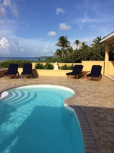 """The pool and spa make lounging in the sun ideal."" Jen D, FL"