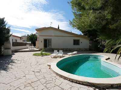 Photo for 2BR Villa Vacation Rental in Les Tres Cales