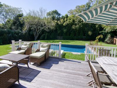 Photo for Brand New in the Heart of East Hampton Village with Pool