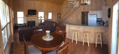 Photo for 1BR Cabin Vacation Rental in Townsend, Tennessee