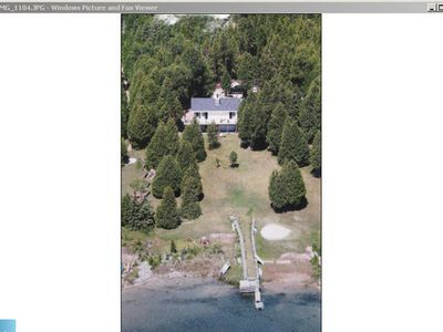 Photo for Lake Huron Waterfront Cottage