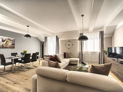 Photo for Art Residence Krocinova - Exclusive Two-Bedroom Apartment