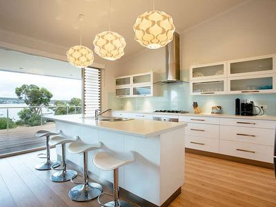 Photo for Seasalt - Stunning Property - Absolute Waterfront - Architecturally designed for casual living