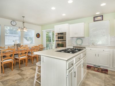 Photo for Lincoln City Modern Home Boasts Two Ocean-View King Suites! With a Fenced Yard!