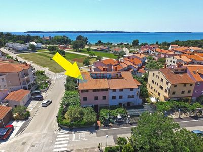 Photo for Apartment 1310/12473 (Istria - Fažana), Budget accommodation, 200m from the beach