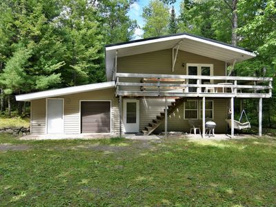 Photo for Cable, WI Rental on Ski & Bike Trails