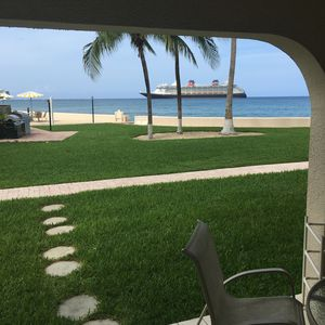 Photo for Fantastic Ocean Front Seven Mile Beach Condo